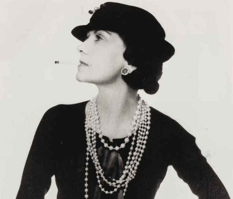 portrait coco chanel