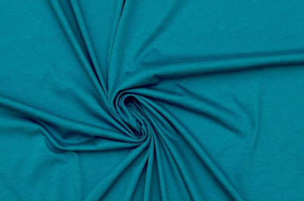 tissu bio biologique GOTS éthique durable couture au mètre mars-elle uni jersey bleu marin