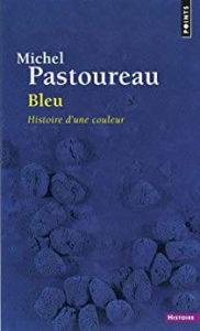 bleu histoire d'une couleur Michel Pastoureau roman couture blog couture mars-elle