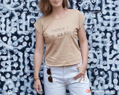 inégalité homme femme industrie textiles fast fashion féminisme consommer vêtement éthique feminism is the new black