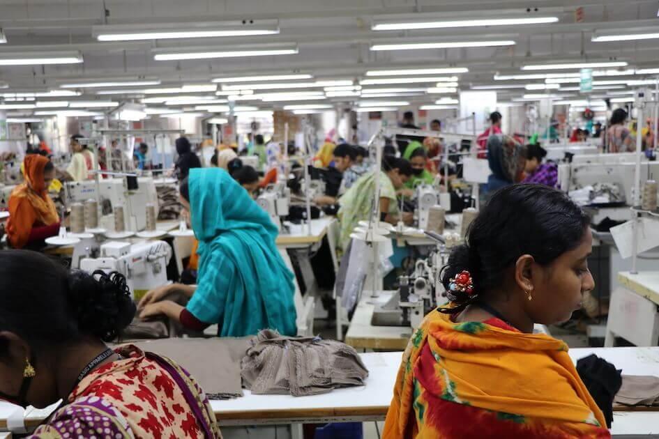 Industrie textile fast-fashion décomposition des coûts cout de la main d'oeuvre zara h&m usine sweatshop clean clothes campaign