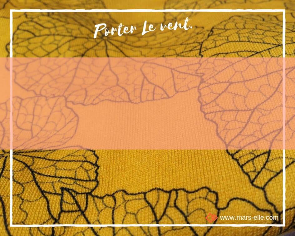 Tuto couture: la jupe molletonnée facile et stylée