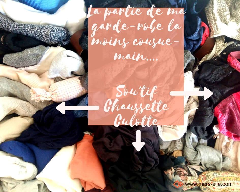 garde-robe durable cousue main challenge 5 ans sans shopping fast-fashion mars-ELLE tissu bio