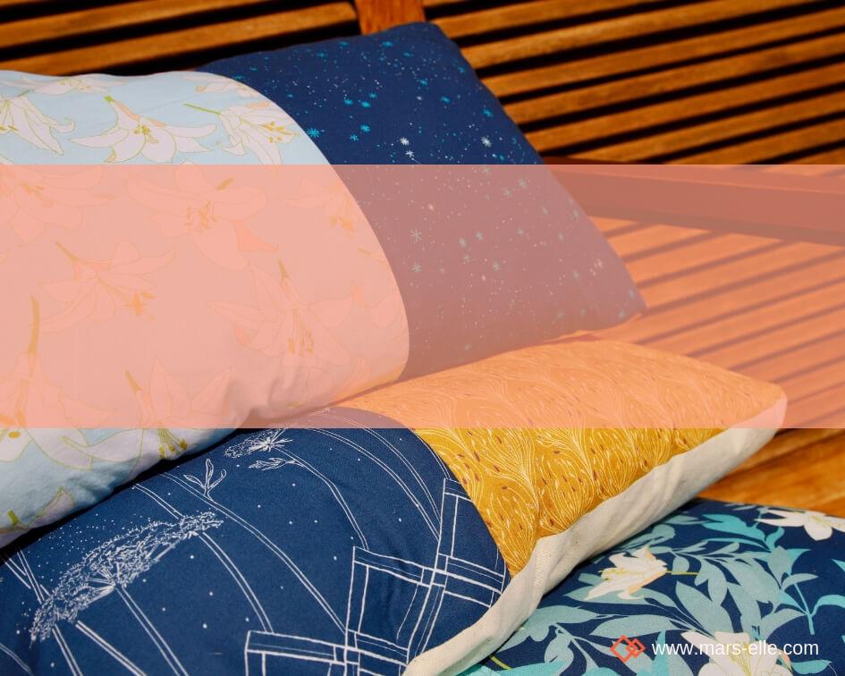 Préparer l'été avec les popelines 100% coton bio