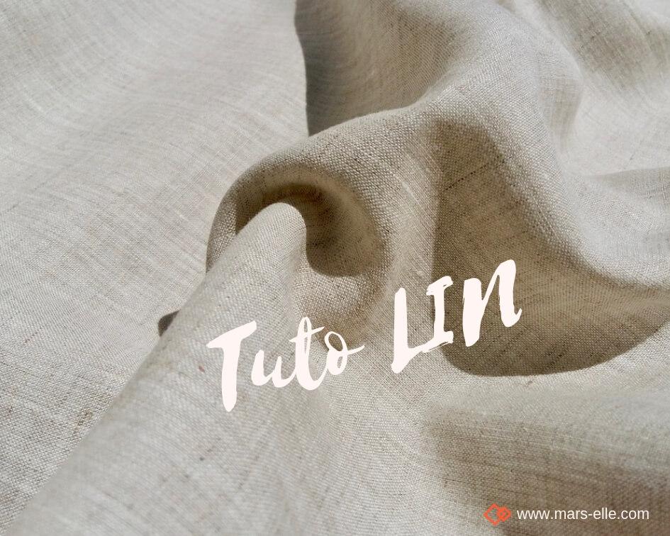 lin oeko-tex vendu au mètre couture enfant tissu bio