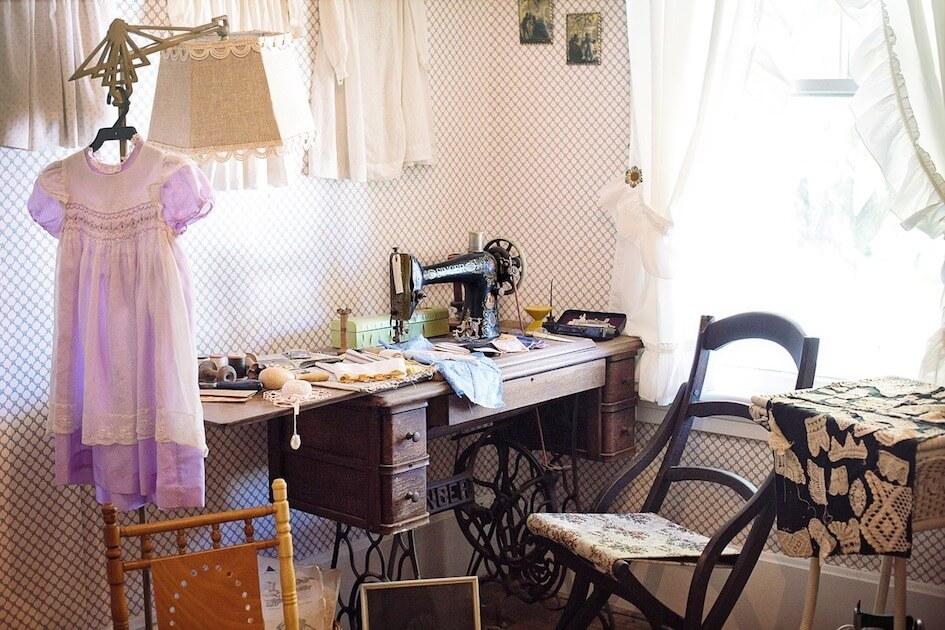 couture durable atelier couture grand-mère tissu bio Mars-ELLE