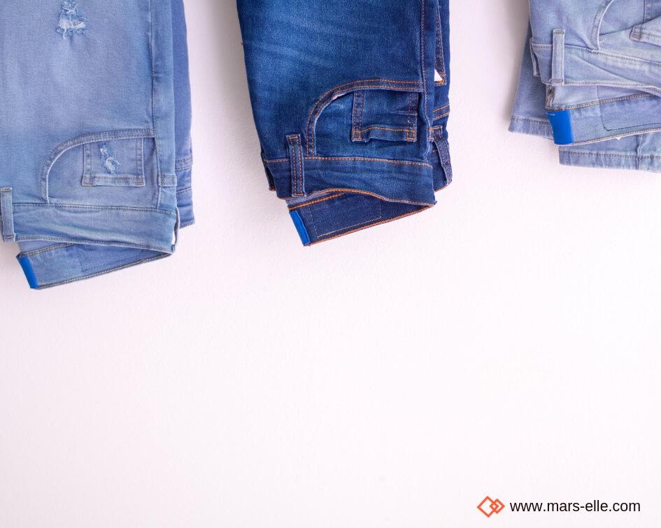 tissu couture tuto différence et définition Jean Jeans Denim