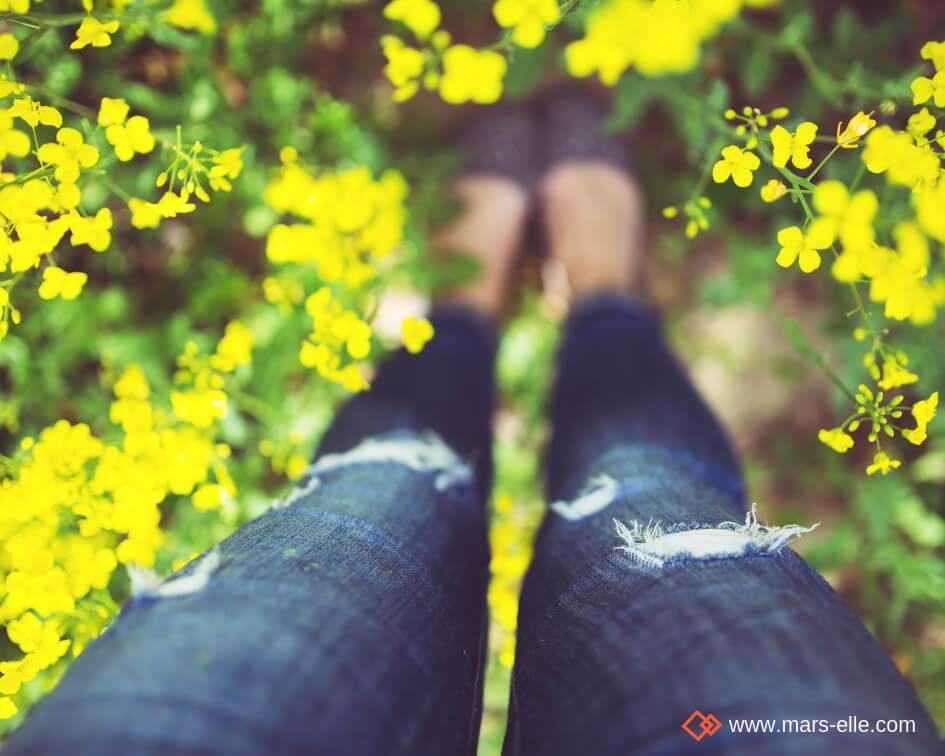 Comment réduire l'impact de pollution des Jeans ? coton bio