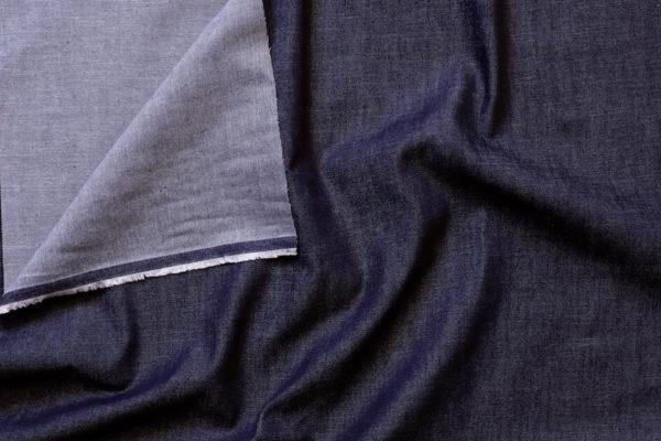 tissu denim bio moyen Jeans brut coton bio Mars-ELLE