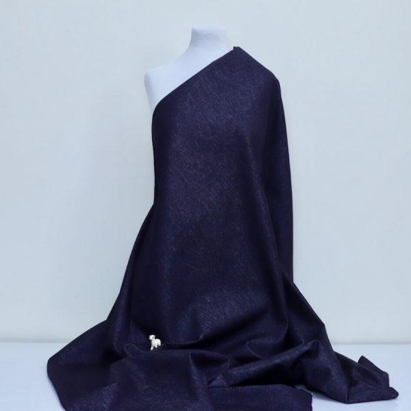 tissu denim coton biologique épais Jeans brut coton bio Mars-ELLE