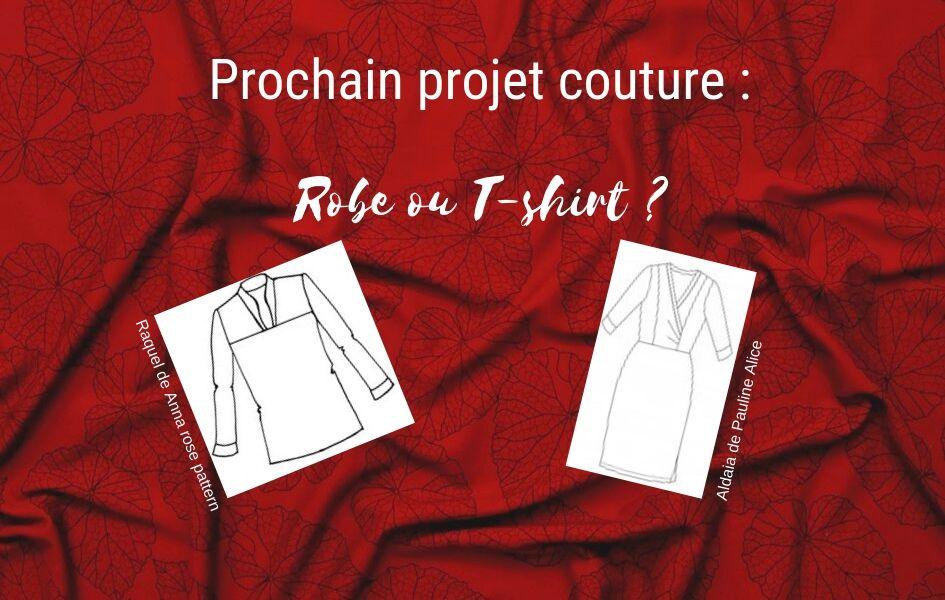 tissu bio jersey coton mars-elle jersey interlock projet couture robe t-shirt aldaia pauline alice