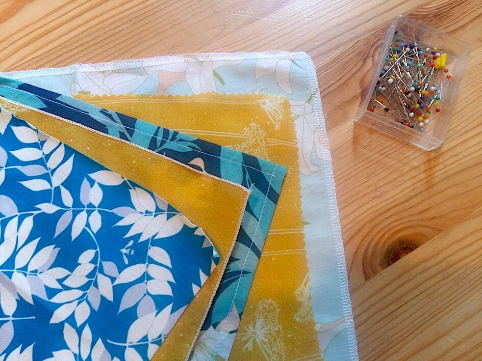 tutoriel de couture zéro-déchet mars-elle tissu coton biologique