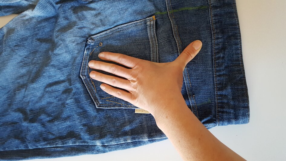 main jeans tuto couture mars-elle tissu biologique