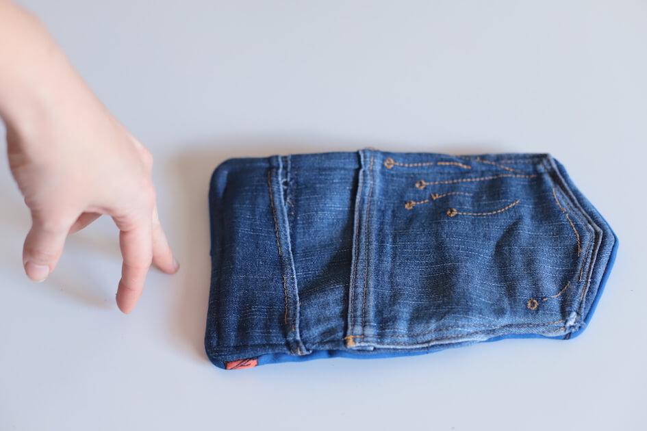 manique couture tutoriel upcycling jeans mars-elle coton bio