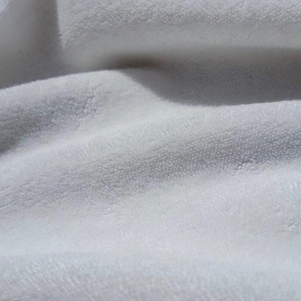 tissu éponge bio blanc Mars-ELLE