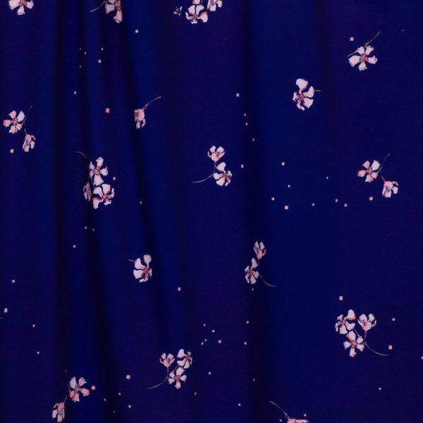 jersey bio laurier coton Mars-elle fleur