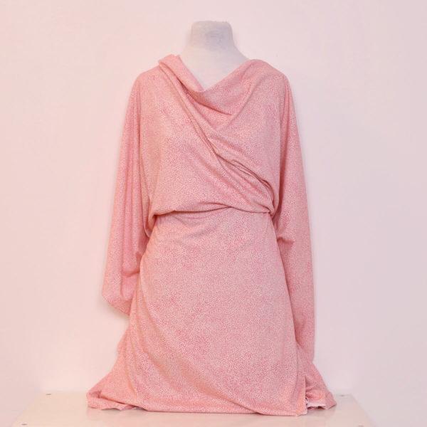 jersey bio rose coton Mars-Elle